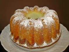 Czech Recipes, Russian Recipes, Pound Cake, Coffee Cake, Doughnut, Catering, Rolls, Food And Drink, Cupcakes