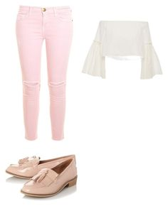 A fashion look from December 2016 featuring white crop tops, destructed jeans and Steve Madden. Browse and shop related looks. Rosetta Getty, Steve Madden, Shoe Bag, Polyvore, Stuff To Buy, Shopping, Accessories, Shoes, Collection