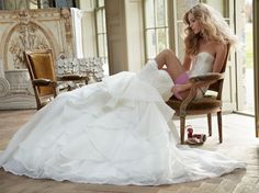 Bridal Gowns, Wedding Dresses by Hayley Paige - Style HP6205