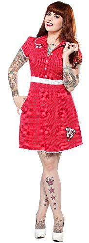Sourpuss Puppy Love Rizzo Dress S >>> Additional details…
