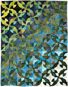 contemporary gray quilts | Contemporary Quilt Category - Festival of Quilts 2013