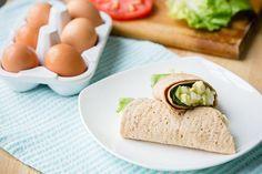 Recipe: Light Egg Salad
