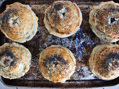 Milk and Honey: Rainbow Chard, Ricotta and Potato Pies