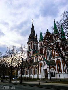 JÖNKÖPING - PIKAVISIITTI RUOTSIIN// Santun Maja - blog #jönköping #visitsweden #visitjönköping #visitjonkoping