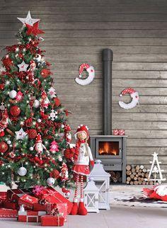 Novilei - Blog Imobiliário — Zodíaco: uma árvore de Natal para cada signo!  #zodiaco #signos #arvoredenatal #natal #decoracao #casa #blog