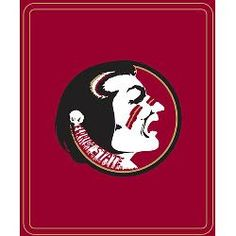 Logo Chair Florida State Seminoles Classic Fleece Blanket