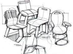 Chair ideation