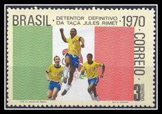 Brasil México 1970