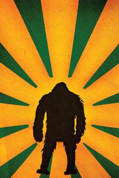 Sasquatch Iphone Wallpaper