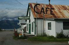 Seaview Cafe in Hope