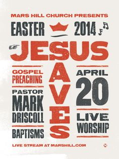 Join us for Easter streaming online or at one of our 15 locations!   http://marshill.com/easter