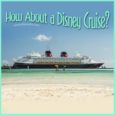 Super Low Rates Available for Select Disney Cruises This Fall/Winter