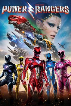 Own Sabans Power Rangers 2017 movie Today!!