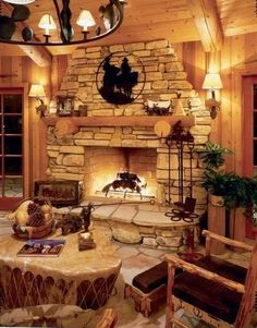 Native American Touch... mm cozy!