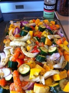 2 Cajun Girls: Our Journey Towards Wellness: Use It or Lose It Paleo Casserole