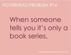 Potterhead Problem #16