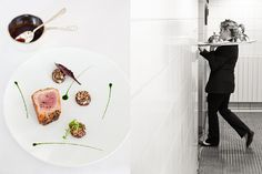 Arnaud Lallement, L'Assiette Champenoise by Virginie Photography, via Flickr