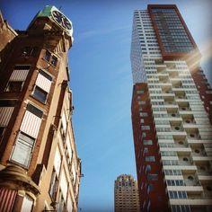 Hotel New York Rotterdam, Wilhelminapier. Photo: @m_sepers