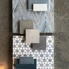 Woodworking Crafts Age Wood Our 2019 Tile Trend Forecast as seen in the newest issue of Interior Design Boards, Decor Interior Design, Bathroom Trends, Bathroom Interior, Decoration Bedroom, Bathroom Colors, Navy Bathroom, Stone Tiles, Tile Design