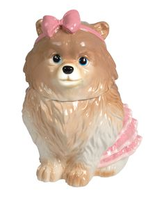 Chihuahua Cookie Jar Magnificent Love This Chihuahua Cookie Jar On #zulily #zulilyfinds  Cookie Review