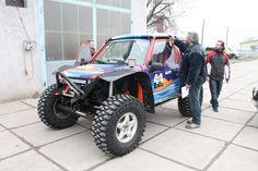 Man-Go Proto Man Go, Monster Trucks, Vehicles, Car, Vehicle, Tools