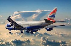 What was your last flight with British Airways like? Share your thoughts in their customer survey and help British Airways improve your next visit. Boeing 747 400, Boeing Aircraft, Airbus A380, Jets, British Airways 747, Jet Privé, Best Airlines, Cargo Airlines, Jumbo Jet