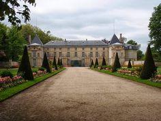 Eye For Design: The Interiors Of Chateau de Malmaison