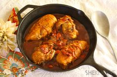 Chicken Paprikash #recipe