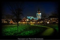 Jacobskerk Winterswijk in Mondriaan weekend