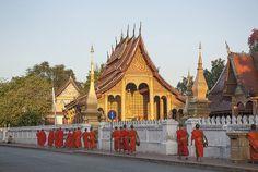 Vé máy bay Hà Nội đi Luang Prabang