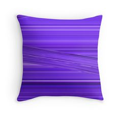 Bright Purple Violet Lines Design Digital Art by Adri of Minding My Visions www.mindingmyvisions.com  https://www.facebook.com  Follow us on facebook, we announce discount codes available for our products! artwork on throw pillows, tote bags, duvet covers, clothing, stickers, cellphone cases, ipad and laptop skins, and more!