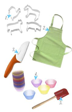 The perfect cooking tools for kids #Cooking #Kids #Kitchen