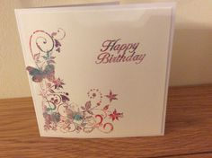 Stamped with little bits of different chole embossing glitter powders