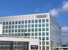 Nintendo Kyoto new HQ