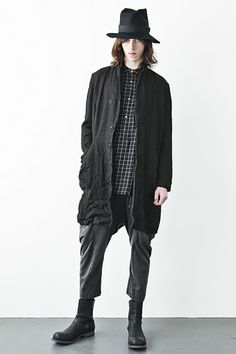Kazuyuki Kumagai 2015 Fall/Winter Lookbook