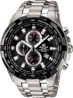 Casio Edifice Analog Watch - For Men #http://www.pinterest.com/esaugaat