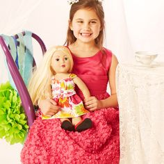 May Day: Girls' Apparel & Accessories