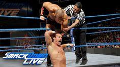 Mojo Rawley vs. Dolph Ziggler: SmackDown LIVE, March 14, 2017 - http://www.truesportsfan.com/mojo-rawley-vs-dolph-ziggler-smackdown-live-march-14-2017/