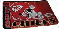 """Kansas City Chiefs 20 X 30"""" welcome mat"""