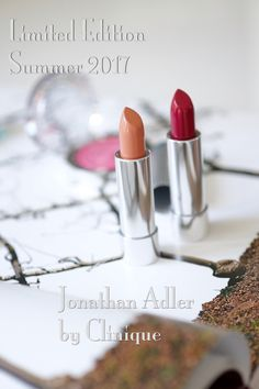 So schminkst Du den Summerglow-Look mit der limitierten Kollektion Jonathan Alder by Clinique.