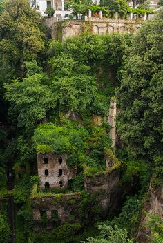 Forgotten - Ruins of Valley of the Mills, Sorrento, Italy | by John and Tina Reid