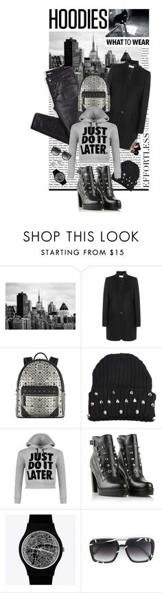 """""""Winter Layering: Hot Hoodies"""" by shortyluv718 ❤ liked on Polyvore featuring STELLA McCARTNEY, MCM, WearAll, Diesel, May28th, RALPH VAESSEN, Michael Kors, women's clothing, women's fashion and women"""