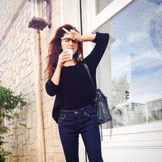 中村アンのインスタグラム@cocoanne  かっこいいお姉さんが身近にいたらもう。。こんな先輩がいたら、尊敬と惚れですね。