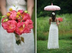 peony bouquet by yixuanchan