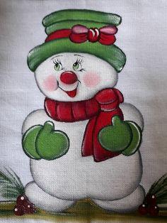 Christmas Paintings On Canvas, Christmas Canvas, Christmas Wood, Christmas Signs, Christmas Projects, Snowman Christmas Decorations, Whimsical Christmas, Christmas Ornament Crafts, Christmas Snowman