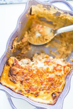 Tacogratäng med ostsås - 56kilo - Wellness, LCHF och Livsstil