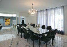 lustre em sala apartamento - Google Search