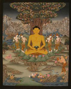 Thai-style Shakyamuni Buddha