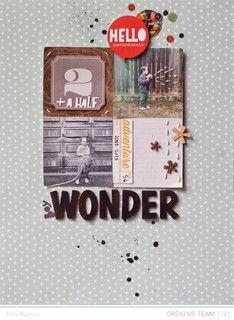 Boy Wonder by lifelovepaper at Studio Calico