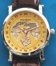 Cool Stuff We Like Here @ http://coolpile.com/tag/watches/ ------- << Original Comment >> ------- Patek
